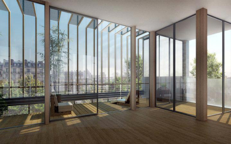 Penthouse Paris 14